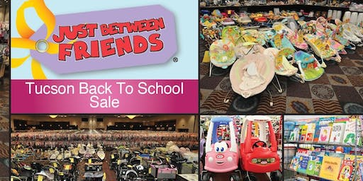 Admission Pass - JBF Tucson Back To School Sale 2019
