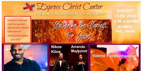 Gathering the Harvest for Jesus-ECC 2019 tickets