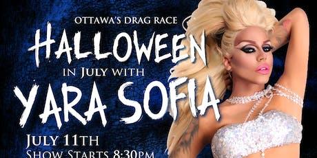 Yara Sofia is in Ottawa! tickets
