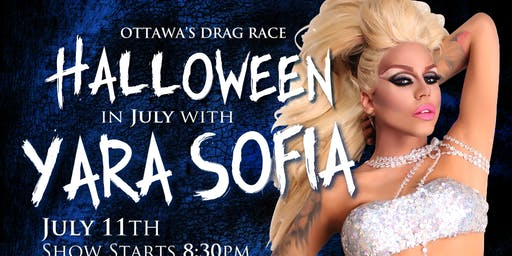 Yara Sofia is in Ottawa!