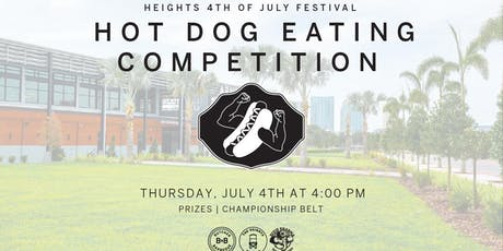 Fourth of July Hot Dog Eating Competition tickets