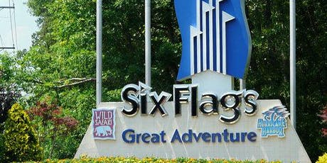 Quest Teens Goes To Six Flags Great Adventure! tickets