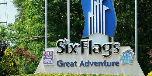 Quest Teens Goes To Six Flags Great Adventure!
