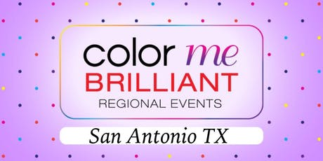 Color Me Brilliant Regional July Training tickets