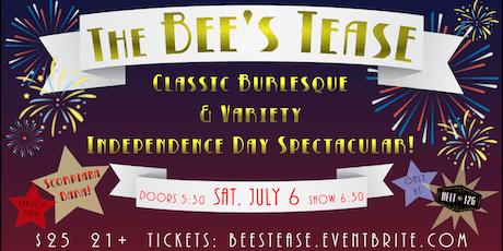 The Bee's Tease Burlesque tickets