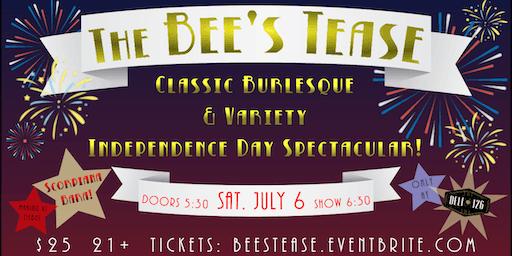 The Bee's Tease Burlesque