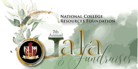 7th Annual National College Resources Foundation Gala & Fundraiser tickets