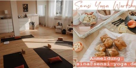 Sensi Yoga Sommer Workshop Höhr-Grenzhausen tickets