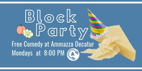Block Party Comedy tickets