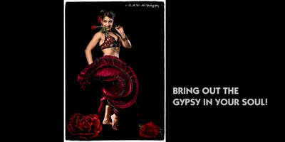 BRING OUT THE GYPSY IN YOUR SOUL!