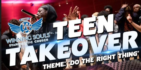 TEEN TAKEOVER tickets