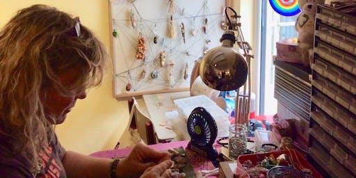 Sea-glass &Driftwood Workshop