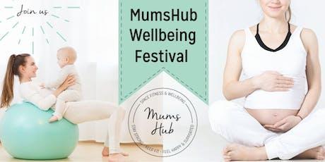 MumsHub Summer Wellbeing Festival tickets