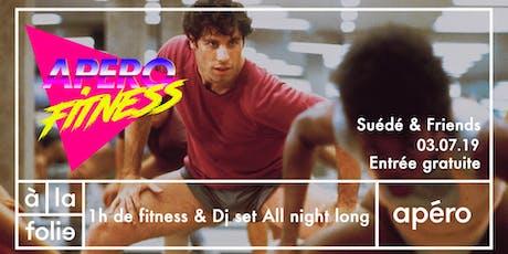 Apéro Fitness à la Folie ! billets