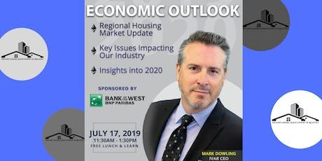 IEAOR Lunch & Learn - Economic Outlook tickets