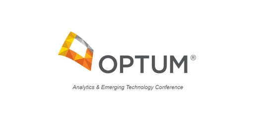 Optum/UHG/UHC Analytics Conference 2019