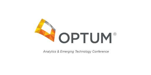 Optum/UHG/UHC Analytics Conference 2019