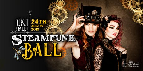 STEAMFUNK BALL tickets