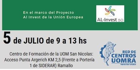 Taller Gratuito Empresarial Ramallo, San Nicolas y zona de influencia: Asistencia MiPyme, RRHH y Liderazgo entradas