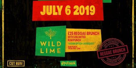 Pulse Reggae Brunch  tickets