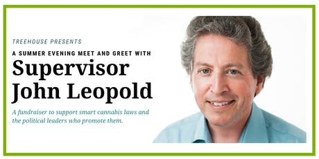 A Summer Evening Meet and Greet with Supervisor John Leopold tickets