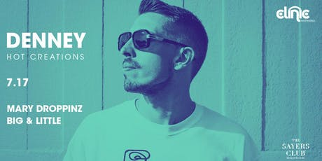 Clinic with Denney (Hot Creations) tickets