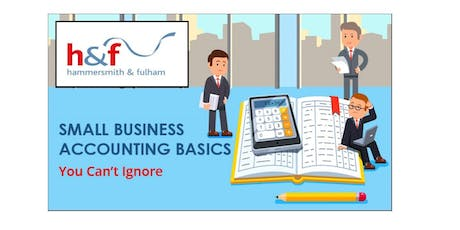 Accounting – what do I need to know for my business? tickets