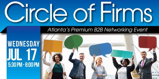 B2B Networking: Circle of Firms   July 2019