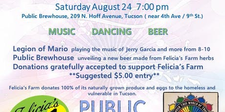 Benefit Bash for Felicia's Farm tickets