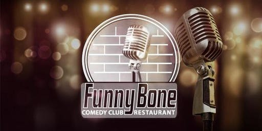 FREE TICKETS! HARTFORD FUNNY BONE 8/22 Stand Up Comedy Show
