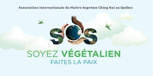 Atelier de cuisine végétalienne gratuit (9eme anniversaire)