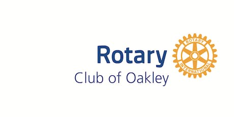 Rotary Club of Oakley tickets