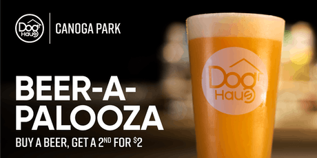 Beer-A-Palooza @ Dog Haus Canoga Park tickets