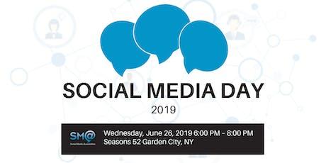 Social Media Day 2019 tickets