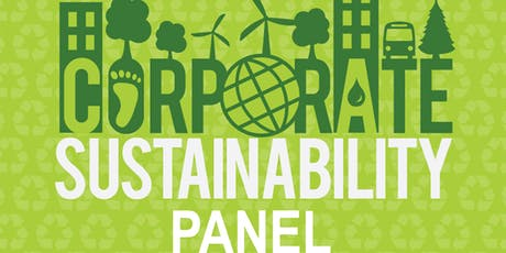 Corporate Sustainability Panel Discussion tickets