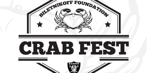 19th Annual Biletnikoff Foundation Crab Fest