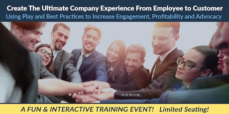 Create The Ultimate Company Experience From Employee To Customer tickets