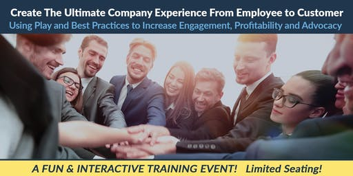 Create The Ultimate Company Experience From Employee To Customer