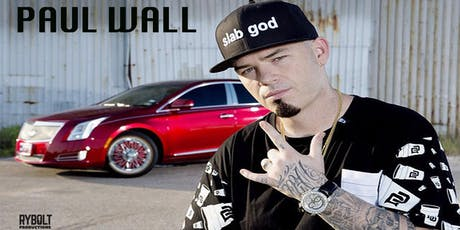 Paul Wall Live at Martin's Downtown tickets