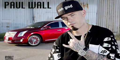 Paul Wall Live at Martin's Downtown