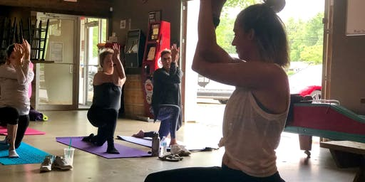 All-Levels Yoga - [Bottoms Up! Yoga & Brew]