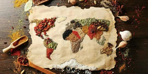 Simple Fix Meal Prep Class: A Trip Around the World!