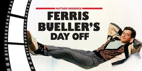 CULTURE CINEMA PRESENTS: FERRIS BUELLER'S DAY OFF (1986) tickets