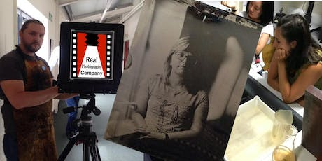 Over 50's Wet Plate Collodion Photography Workshop tickets