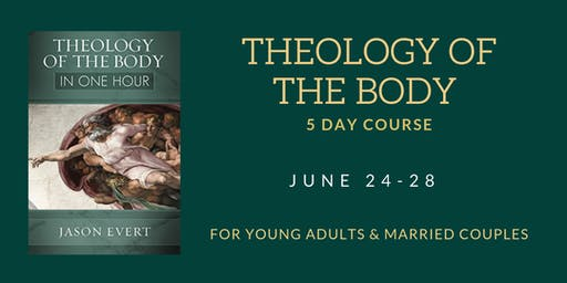 Theology of the Body 5 Part Course