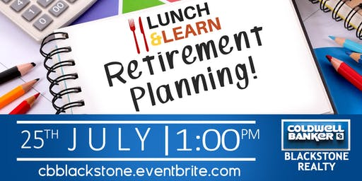 Retirement Planning Lunch -N- Learn