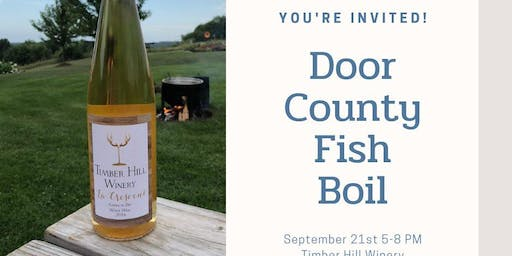 Door County Fish Boil