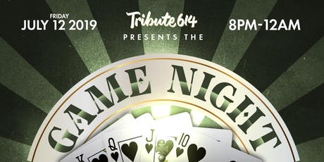 Tribute614 Presents: The Game Night tickets