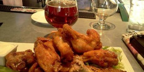 Wine and Wings with Stampede BBQ @Ridgewood Winery tickets