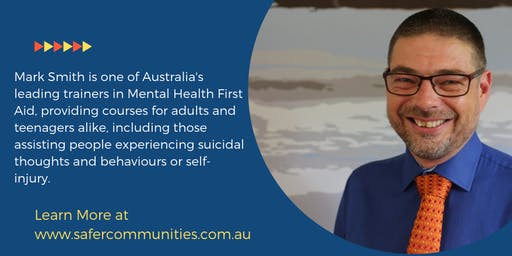 4 Hour MHFA for the Suicidal Person BRISBANE (Caboolture)